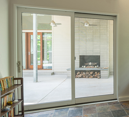 Standard Sliding Glass Doors - Sliders - Trudeau Windows and Doors