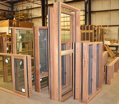 Custom Fixed Glass Windows - Trudeau Windows and Doors