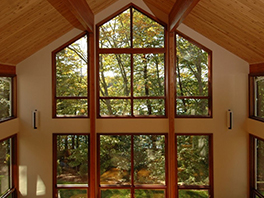 Custom Fixed Glass - Trudeau Windows and Doors